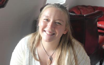 Staff: Zoe Lynes – Challenge Programme Lead