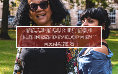 Become our Interim Business Development Manager