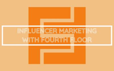 Fourth Floor is Hiring a Influencer Marketing Intern